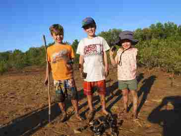 Arnhem Land Tours For Families