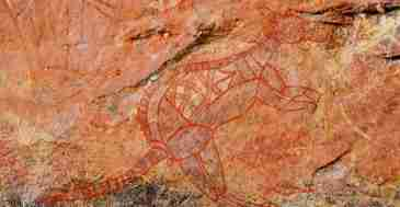 The Best Rock Art in Kakadu