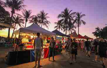 Things to do around Darwin PART 2 - Markets