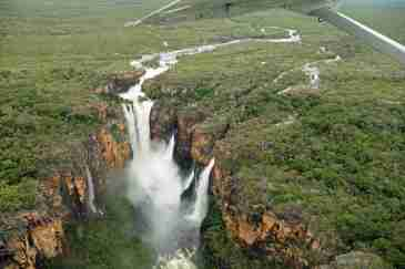 Seasonal closure of Jim Jim and Twin Falls 2015 - Kakadu National Park